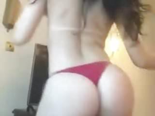 Babe striptease...