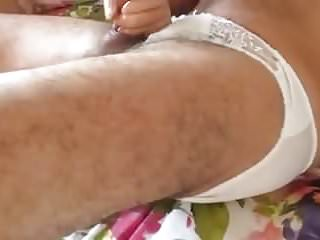 Cum in wife's panties
