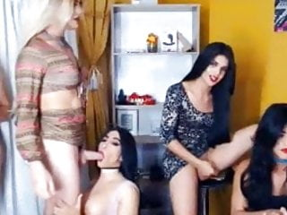 Masturbation Shemale Big Tits Shemale Bareback Shemale video: horny crossdressers