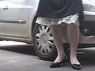 Urgent the parking lot...