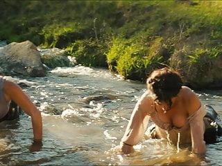 Penelope Cruz y Salma Hayek – ''Bandidas''
