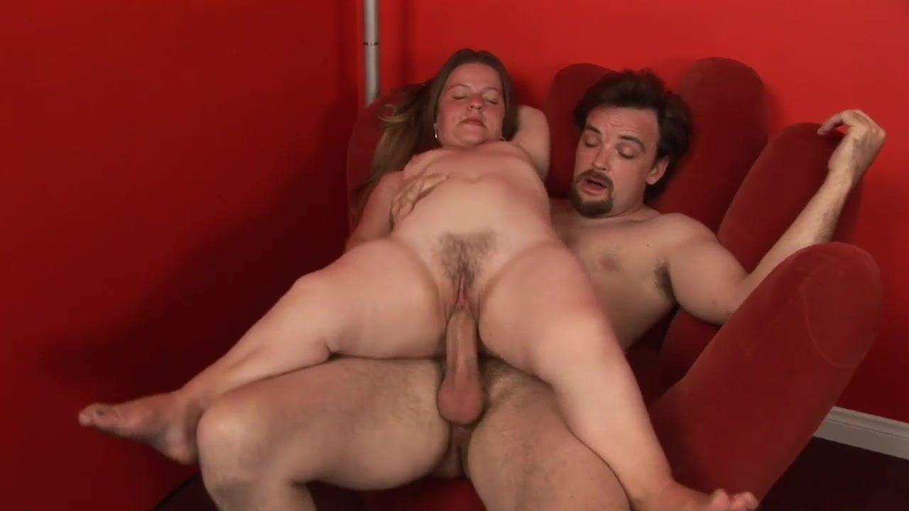 Girl riding big dick