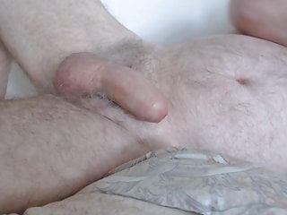 I lube and cum