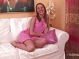 This hottie will get you erect with her teasing performance