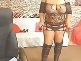 sexy mature blonde mistress