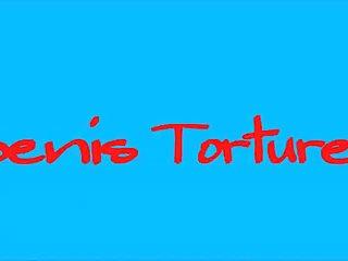 Penis torture...