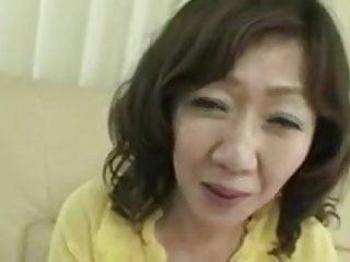 Japanese chubby mature eriko nishimura 51years...