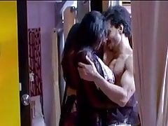 Beautiful Indian Girl With Immense Tits Dancing, Babe Gets Facial