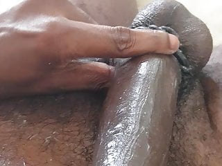 Uncut, BLACK HARD AND HORNY EDGING SESSION#2 thesilvermonk