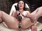 Porn Super Star Casey Calvert Anally Fucked by Fast Fucking