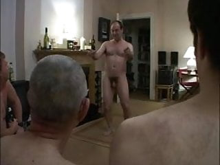 Guys 1st Naked Party