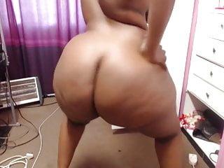 African bbw booty...