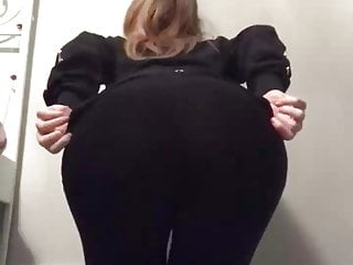 Softcore Big Ass Pussy video: PAWG ASS SPREAD