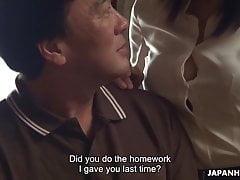 Japanese Teacher, Mikan Kururugi Got Pounded, Uncensored