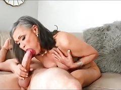 Super Sexy Mature 60yo Woman, Vacation Fun
