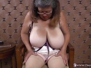 OmaGeiL Compilation of Mature Masturbation