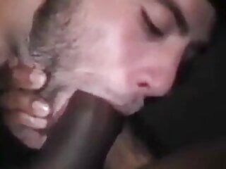 White throat used as fuck toy