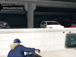 Watch Dog - car on car bug