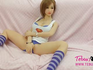 Hot and realistic doll...