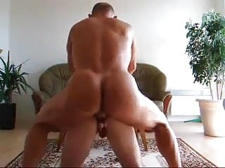 Getting fucked hard