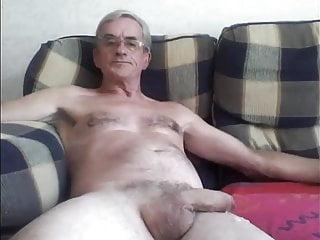 Sexy masturbates and cums...