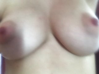My plump tits and puffy nipples