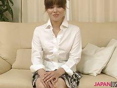 Japan Wifey Chieko Kitani Humped Missionary