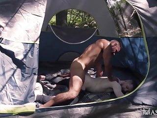 Bareback in a Tent