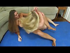 Stripped Down Catfight