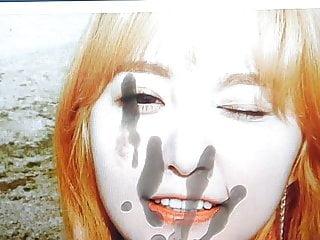 سکس گی EXID Junghwa Cum Tribute 1 HD استمناء فیلم Handjob تقدیر بوکاکی آماتور آسیایی ادای احترام