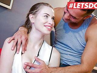LETSDOEIT - Teen Tourist Milena Devi Has Hard Sex With Daddy