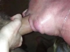 Cum loving milf