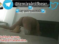 Turkish Bear Ravages married Gay