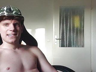 Jerking off on Cam4 (Cum)