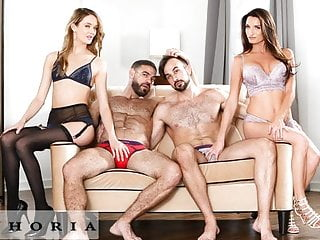 BiPhoria – 2 Bisexual Couples Have Wild Foursome