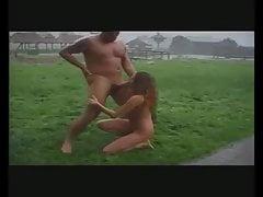 best scenes - uromania 14 - outdoor piss sex