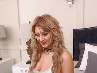 Dimitrena From Plovdiv Bulgaria Loves Self Fucking On Cam