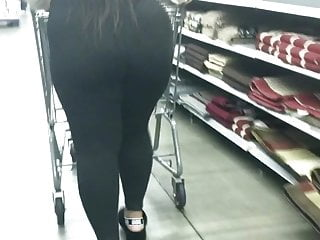 VPL Black Phatty in see-thru tights on to me (3)