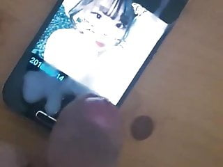 Korean bitch girl...