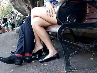 Bare Candid Legs - BCL#221
