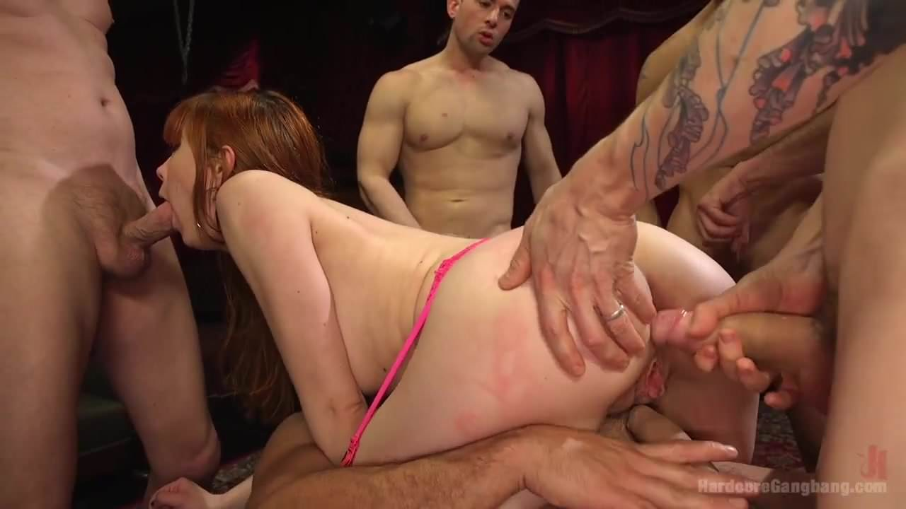 amateur bachelor party gang bang