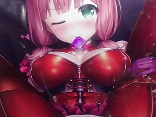 CumTribute Anime
