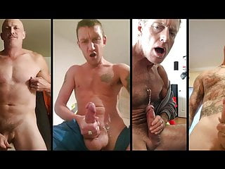 10 horny dads home alone