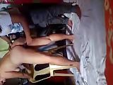 Pinky Mananita hot filipino lesbians fucking housemaid doggy