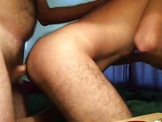 Sexy long haired latino breed atm...