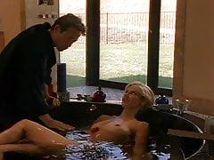 Amy Lindsay Has Orgy In Bathroom