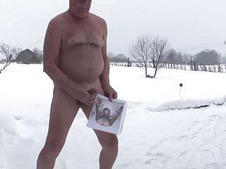 Winter Wanking Fun!