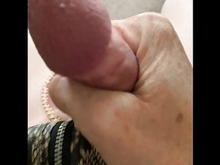 skirt wank Under cum and