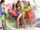 Teenrs.com Crazy Painting