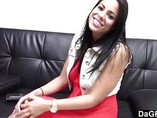 La ragazza cubana vuole essere una pornostar